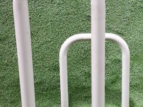 Loop barrier by White Cross Ring