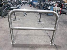 Barrier in the workshop