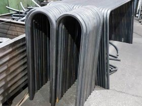 Large and small hoop barriers