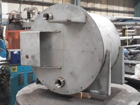 Large tank created by White Cross Ring